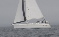 2006 Hunter 41 Monohull BVI